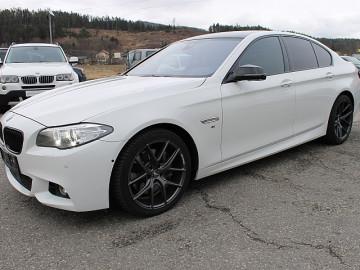 BMW 535d xDrive Österreich-Paket Aut. *M PAKET*LEDER*HEAD UP*NAVI*XENON*KAMERA*… bei HWS || TCS Scharnagl in