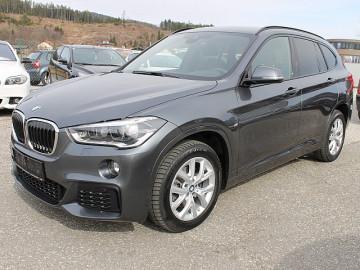BMW X1 xDrive18d M Sport Aut. M Sport*NAVI*KAMERA*AHV*HARMAN*… bei HWS || TCS Scharnagl in