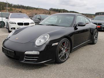 Porsche 911 Carrera 4 S Coupé II DSG bei HWS || TCS Scharnagl in