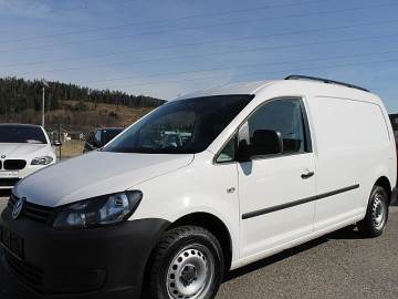 VW Caddy Maxi Kastenwagen Entry+ 1,6 TDI bei HWS || TCS Scharnagl in