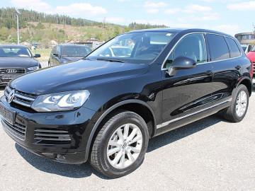 VW Touareg V6 TDI BMT 4Motion Aut. bei HWS    TCS Scharnagl in