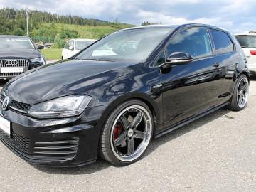 VW Golf GTD 2,0 TDI bei HWS || TCS Scharnagl in