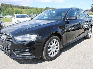 Audi A4 Avant 2,0 TDI DPF bei HWS || TCS Scharnagl in