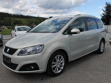 Seat Alhambra Style 2,0 TDI CR DPF DSG bei HWS || TCS Scharnagl in