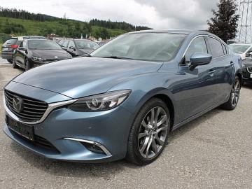 Mazda Mazda 6 CD175 Revolution Top Aut. *Head up*Navi*Leder*LED*Kamera* bei HWS || TCS Scharnagl in
