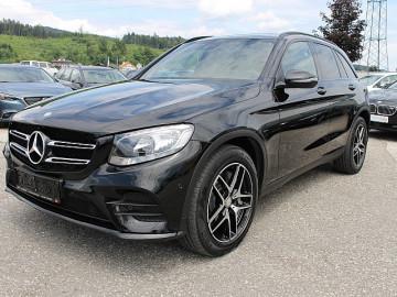 Mercedes-Benz GLC 220d 4MATIC Aut. AMG Line*AHV*LED*NAVI*LEDER*…. bei HWS || TCS Scharnagl in