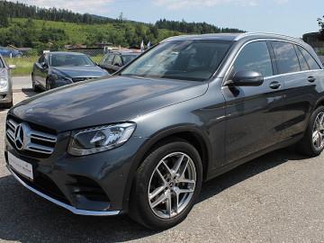Mercedes-Benz GLC 220d 4MATIC Aut. AMG LINE*KAMERA*LEDER*NAVI*… bei HWS || TCS Scharnagl in