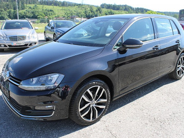 VW Golf Highline 2,0 BMT TDI bei HWS || TCS Scharnagl in