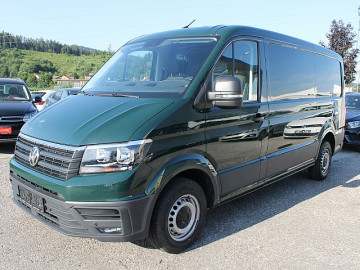VW Crafter 30 Kasten MR L2H1 2,0 TDI BMT *Netto €20500,– bei HWS || TCS Scharnagl in