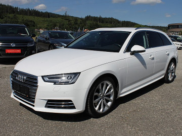 Audi A4 Avant 2,0 TDI quattro Sport S-tronic bei HWS || TCS Scharnagl in
