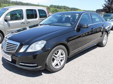 Mercedes-Benz E 200 Elegance BlueEfficiency CDI Aut. bei HWS || TCS Scharnagl in