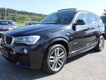 BMW X3 xDrive 20d *M Paket* Navi*Leder*Panoramadach*…. bei HWS || TCS Scharnagl in