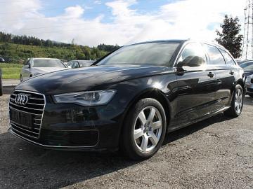 Audi A6 Avant 3,0 TDI clean Diesel Quattro intense S-tronic bei HWS    TCS Scharnagl in