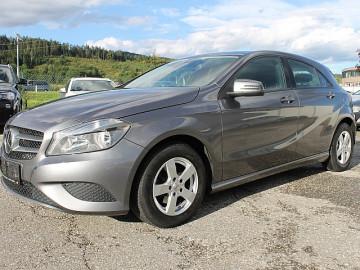 Mercedes-Benz A 180 BlueEfficiency bei HWS || TCS Scharnagl in