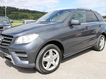 Mercedes-Benz ML 350 BlueTEC 4MATIC Aut. DPF *AMG Styling*Kamera*AHV*Comand*STHZ*…. bei HWS || TCS Scharnagl in