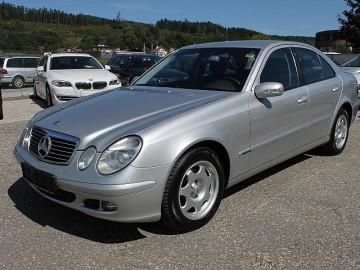 Mercedes-Benz E 200 Classic CDI Aut. bei HWS || TCS Scharnagl in