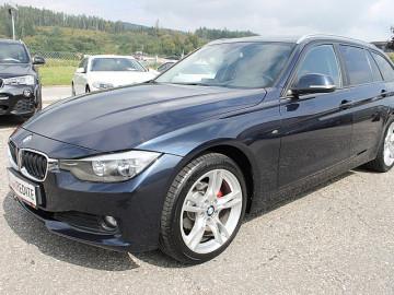 BMW 318d xDrive Österreich-Paket Touring *M Paket* bei HWS || TCS Scharnagl in